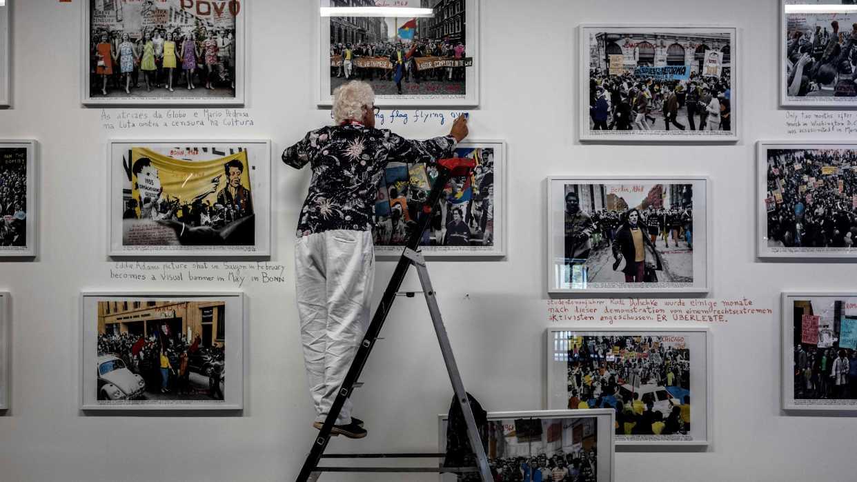 Europa y Latinoamérica dialogan en la gran feria de arte de Londres