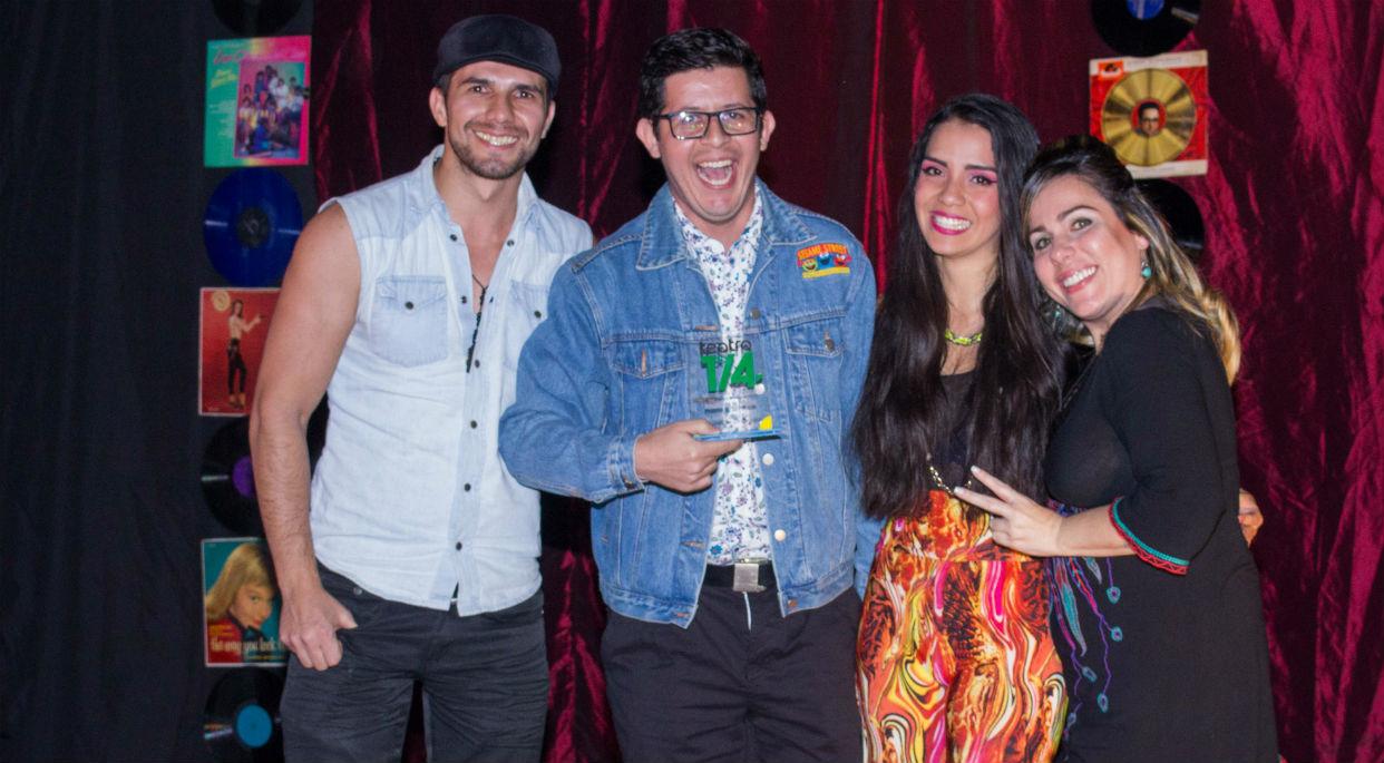 """""""Cam Girl"""" fue reconocida como Obra Destacada en los premios Microteatro Venezuela"""