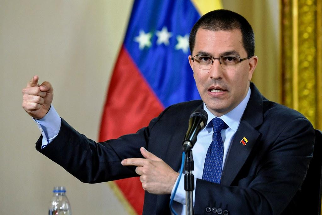 Arreaza: Luego del 27 de abril Venezuela se puede considerar fuera de la OEA