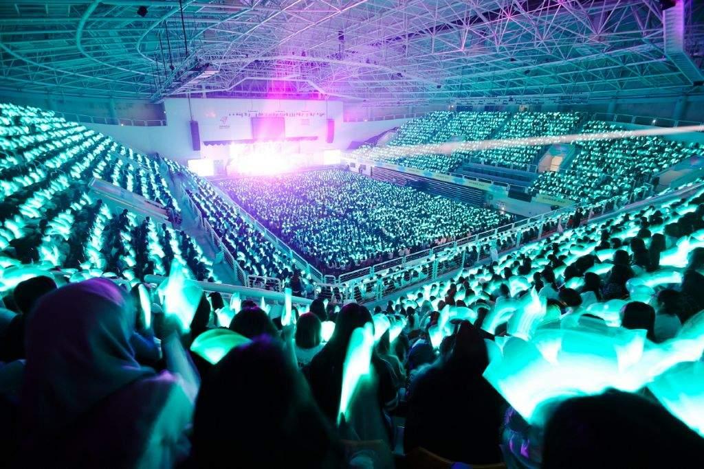 ¿Qué tan grande es la fanaticada del K-Pop en el mundo?