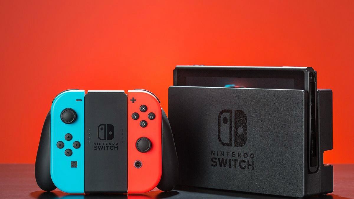 Nintendo versionará su consola Switch