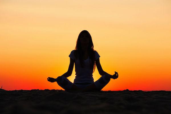 La meditación ayuda a reducir el estrés y la ansiedad