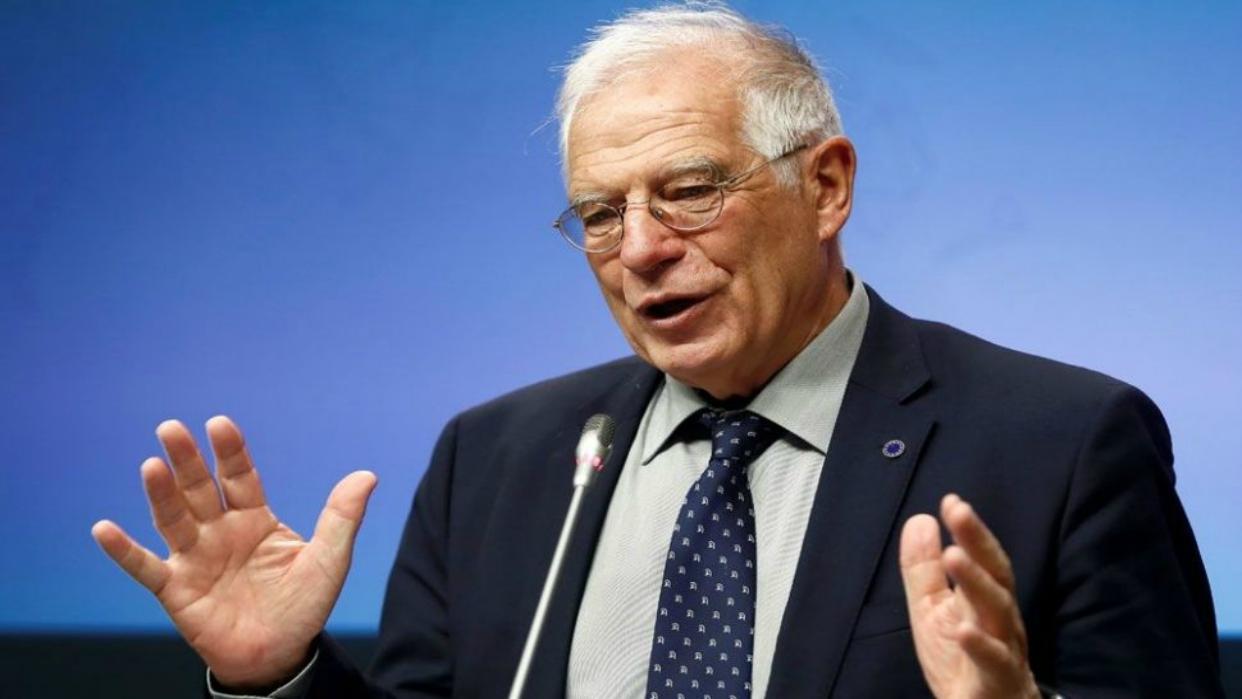 Borrell afirma que EEUU apoya la misión de observadores de la UE a Venezuela