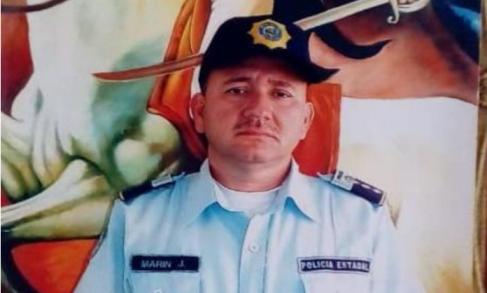 Asesinado  oficial de la policía en Aragua