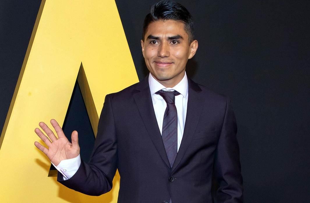 """El actor de """"Roma"""" recibe su visado a tiempo para los Óscar"""