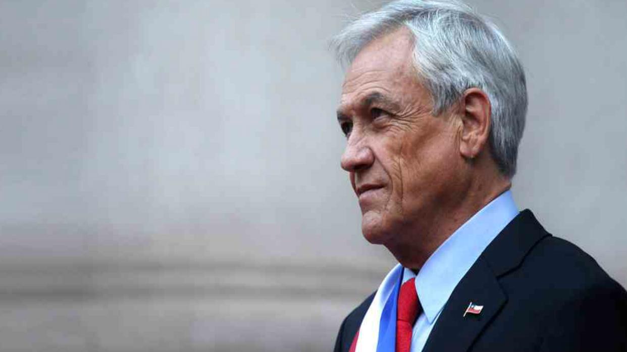 Congreso chileno rechaza iniciativa opositora para iniciar juicio político a Piñera
