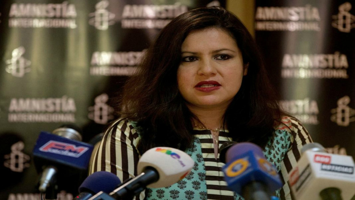 Amnistía Internacional solicita a Maduro dejar entrar ayuda pero advierte contra uso político