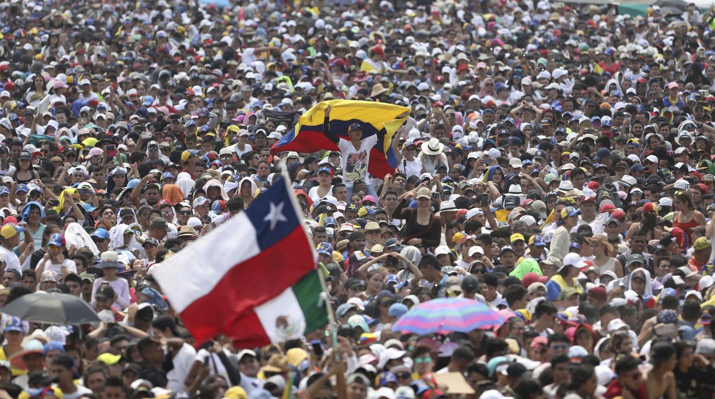 Reportan bloqueo de servicios de YouTube, Google y Bing durante el Venezuela Aid Live