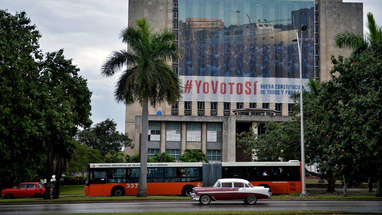 Cuba ante una nueva Constitución con cinco grandes cambios