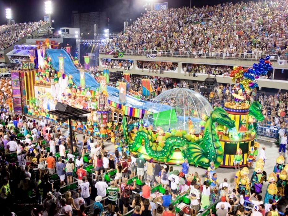 Sao Paulo aplaza su carnaval de 2021 debido a pandemia de coronavirus