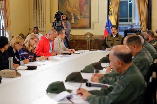 Gobierno de Maduro denunció nueva incursión de