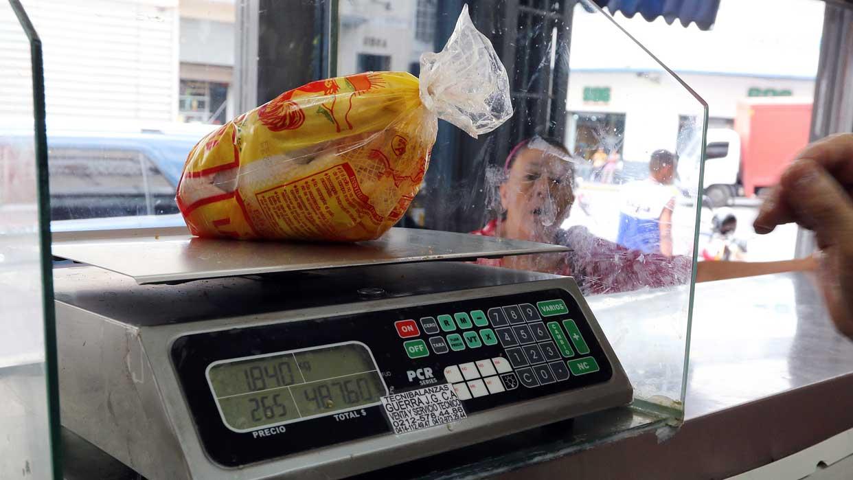 En casi dos millones de bolívares cotizó la Canasta Alimentaria Familiar de abril
