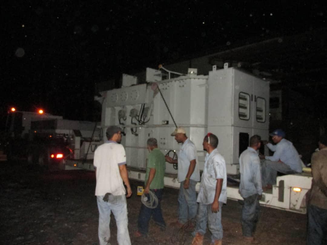 Comenz plan de racionamiento el ctrico en municipios de for Cronograma de racionamiento de luz en aragua