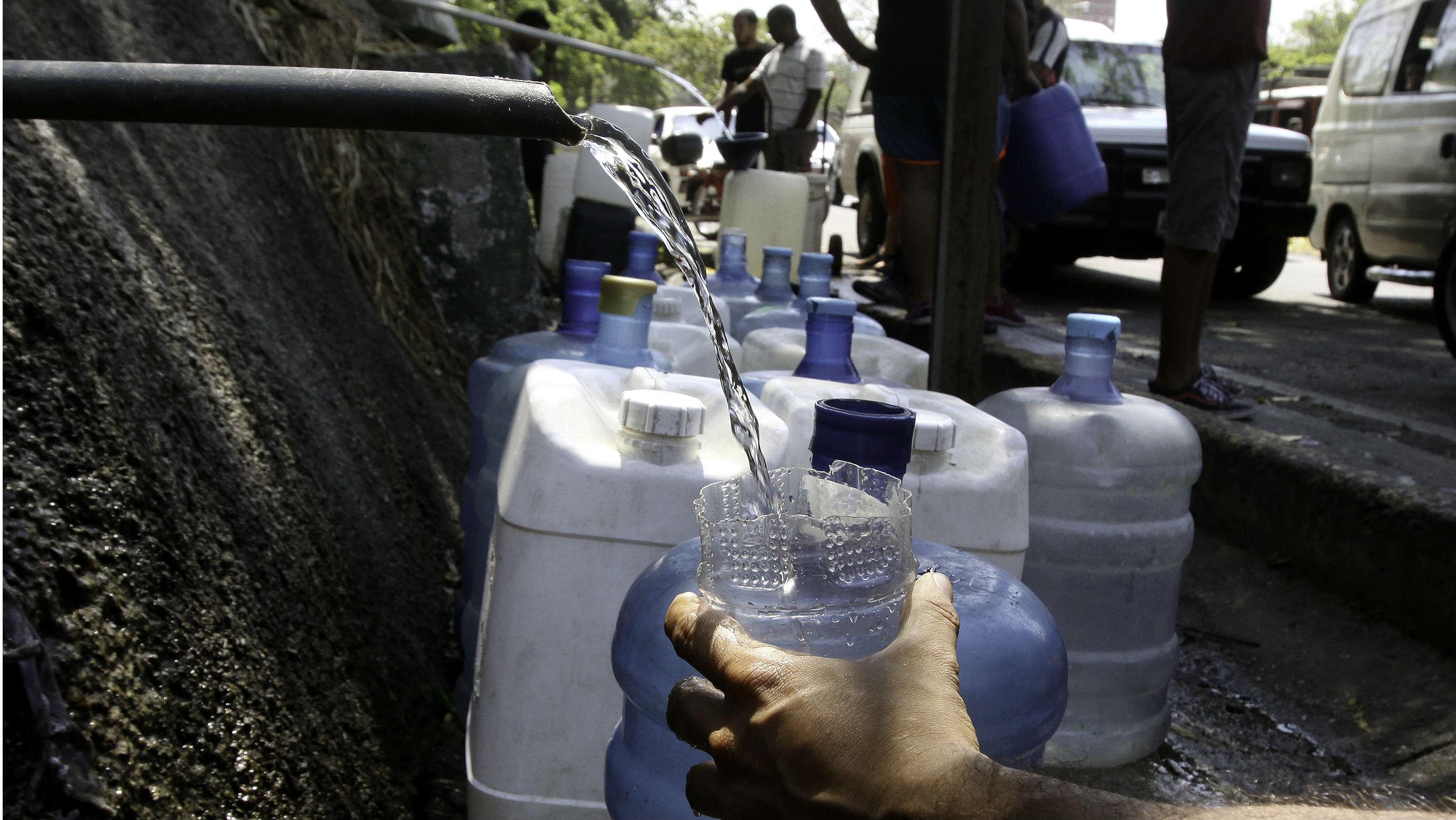 Es posible potabilizar el agua de forma sencilla y rápida
