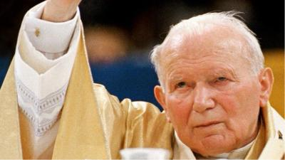 Juan Pablo II: El mensajero de la paz