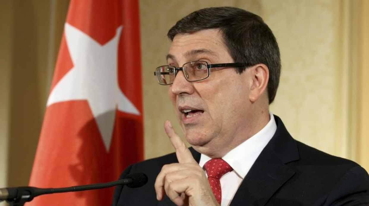 Cuba critica a EEUU por sancionar a entidades extranjeras que negocian con Venezuela
