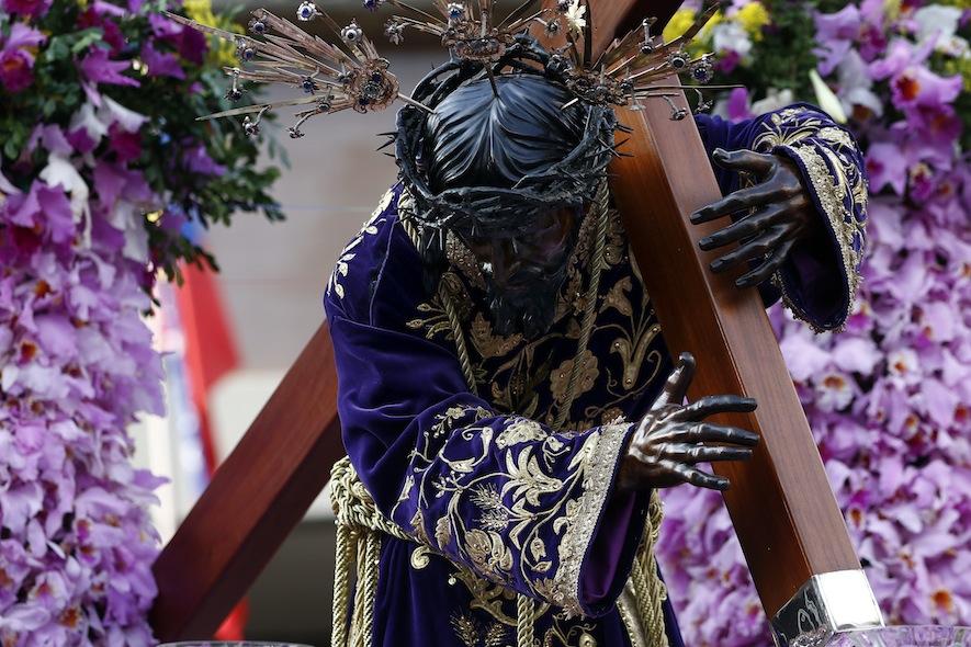 A petición de los fieles Nazareno de San Pablo recorrerá las calles de Caracas en el Papamóvil