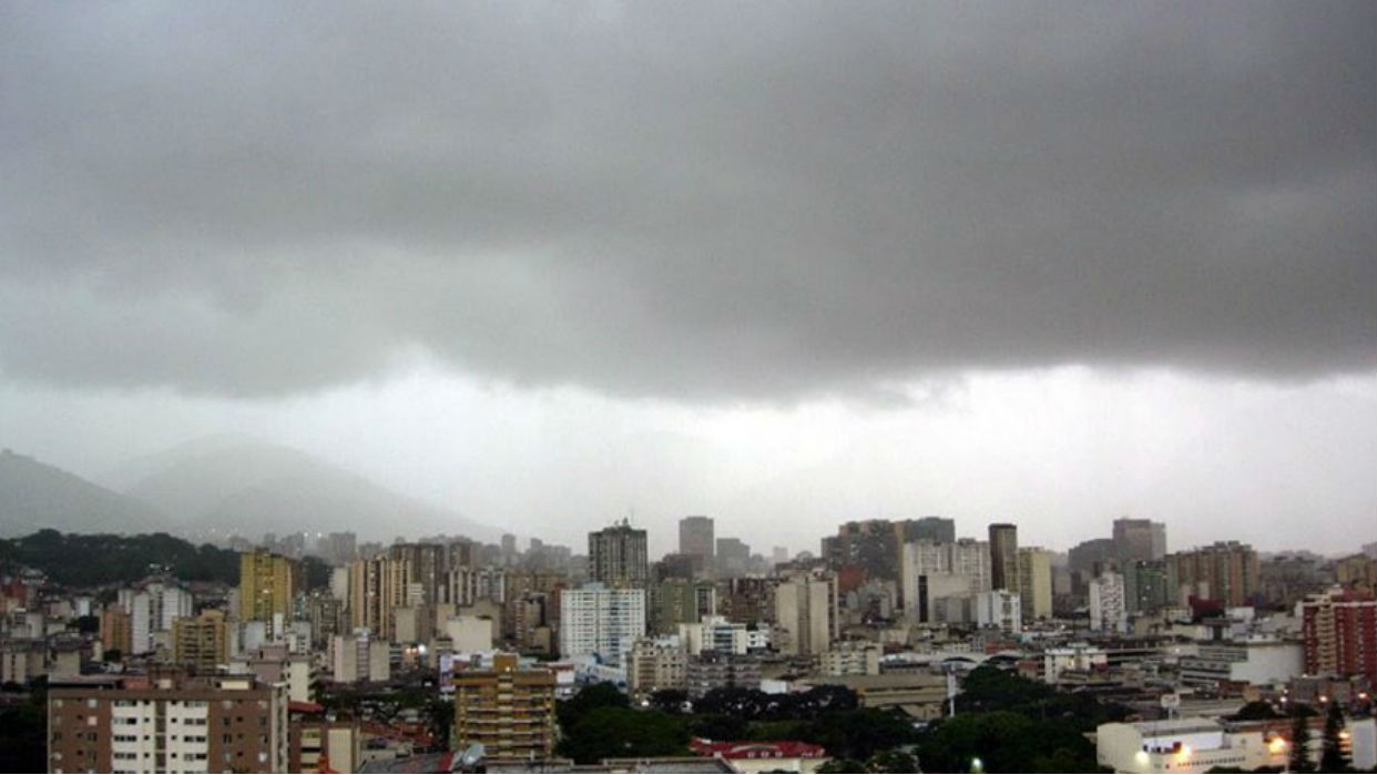 Inameh prevé nubosidad y lluvias de intensidad variable sobre gran parte del país