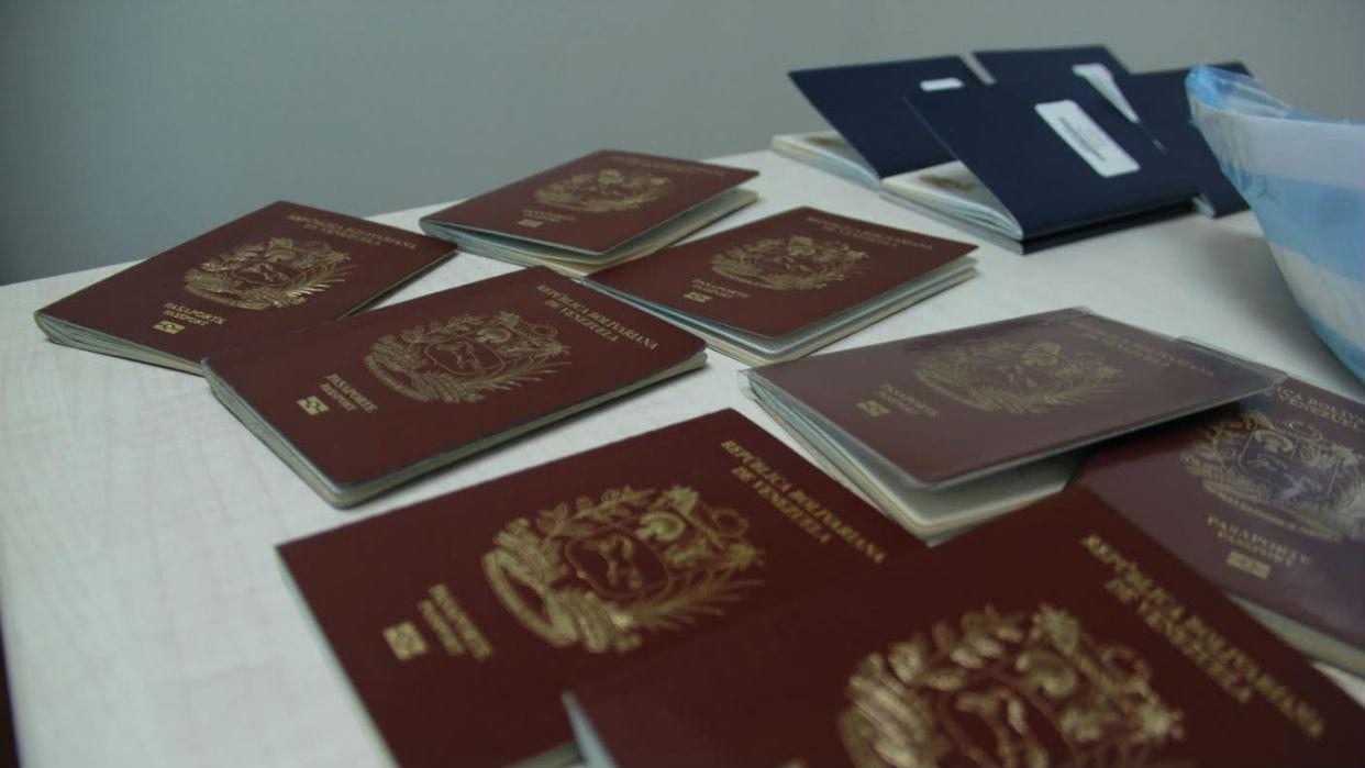 El Saime reanuda asignación de citas para pasaportes