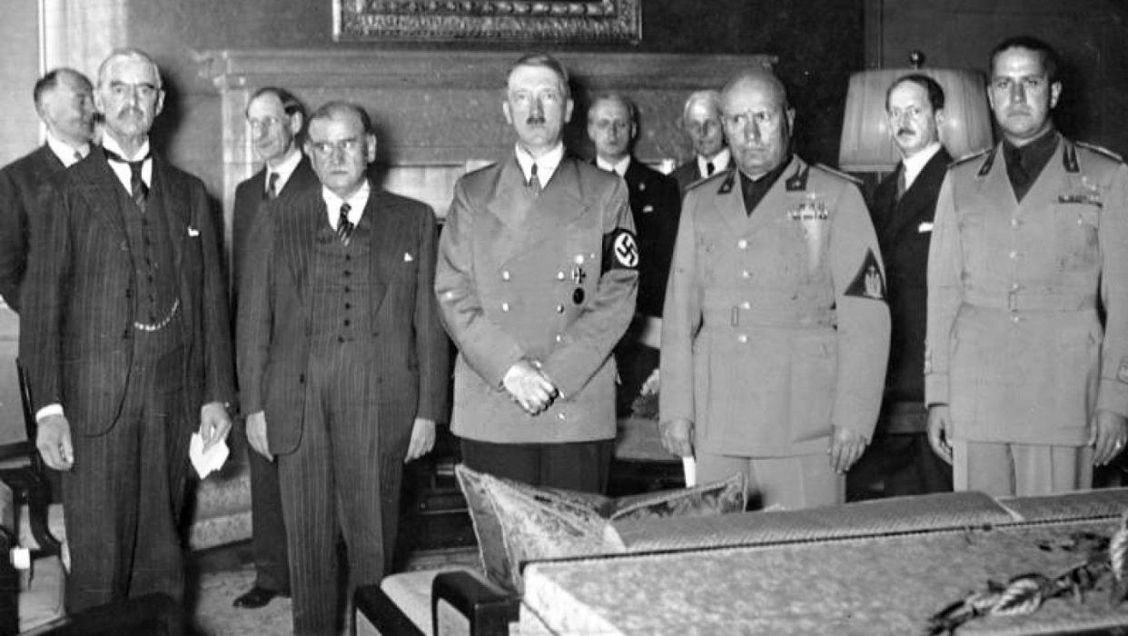 El 80 aniversario de la Segunda Guerra Mundial