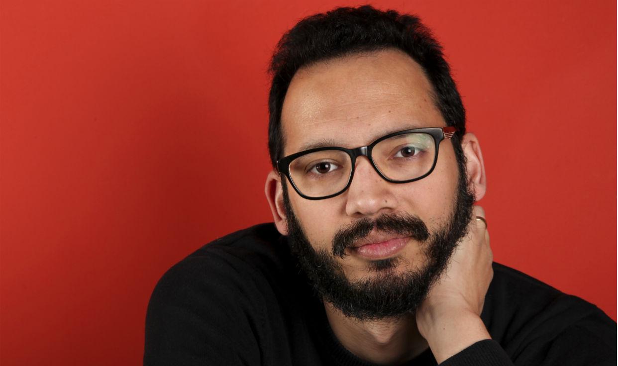 """Rodrigo Blanco Calderón: """"Creo que mi generación es psicótica"""""""