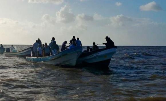 Acnur pide esfuerzos coordinados para frenar ola de naufragios desde Venezuela
