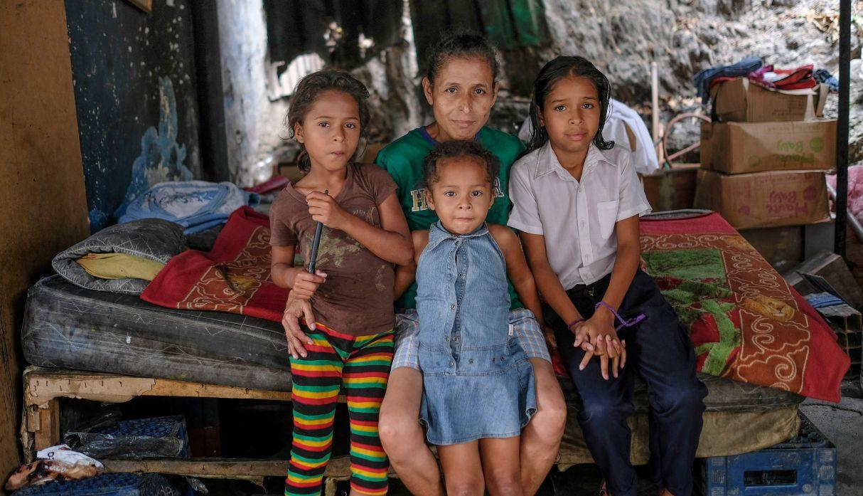 AFP: El dinero no basta en una crisis a la que ningún ciudadano escapa