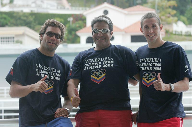 Manuel Marín Jr. dejó un legado de éxito en la natación venezolana