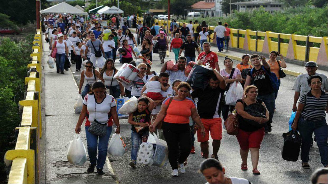 Latinoamérica necesita $ 370 millones para atender migración venezolana