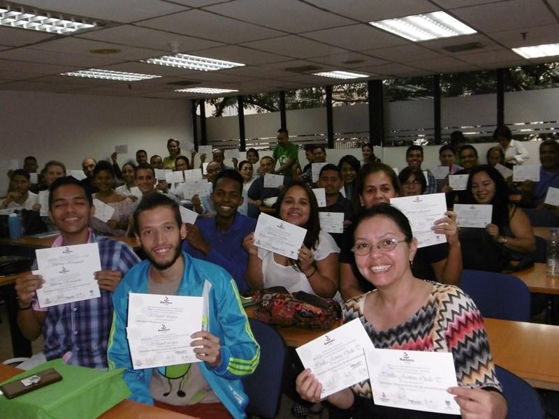 Más de  990 emprendedores formados por la alianza Banesco-IUGT