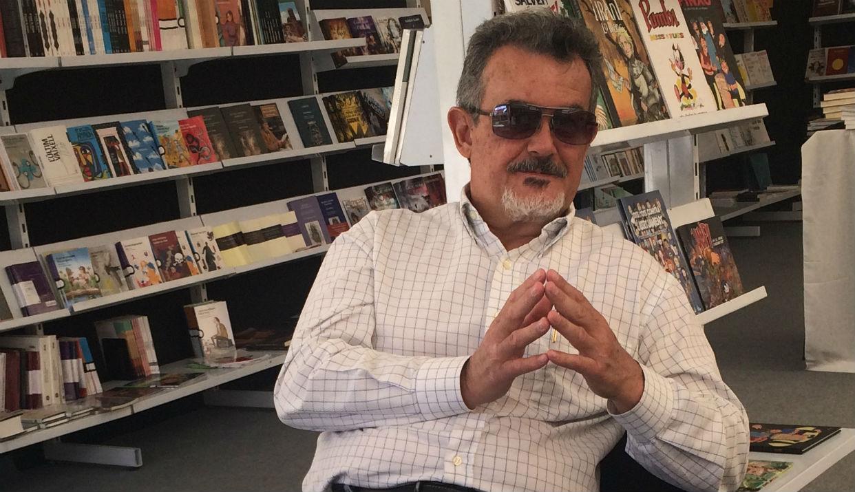 """Eloi Yagüe Jarque: """"La ficción puede servir para aliviar el dolor"""""""