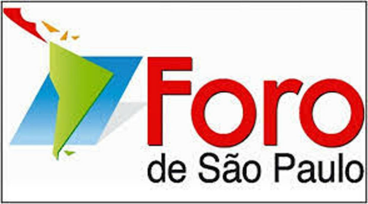 El XXV encuentro del Foro Sao Paulo será el próximo 25 de julio en Caracas