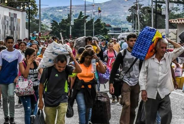 """""""Fronteras abiertas"""" para venezolanos piden a países de Latinoamérica"""