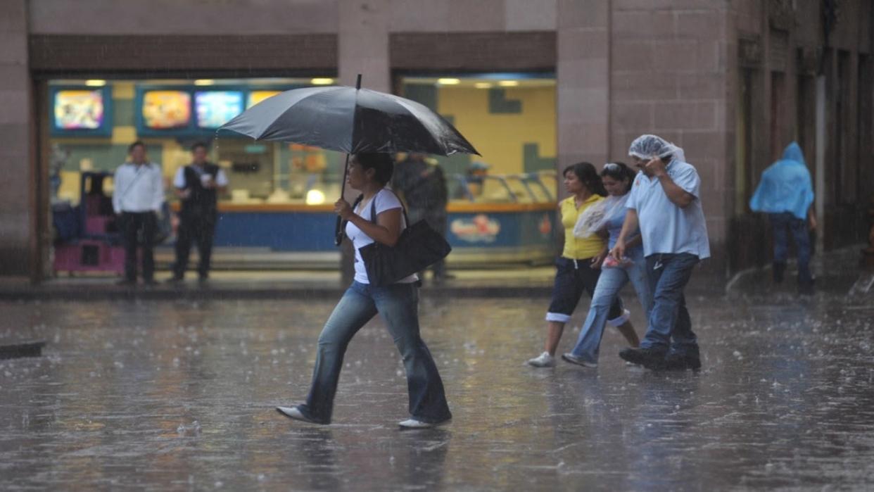 Inameh prevé nubosidad con precipitaciones variables en gran parte del país