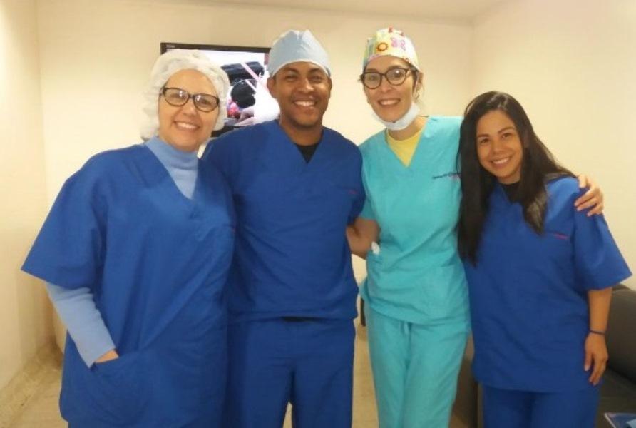 Voluntariado de PepsiCo Venezuela en jornadas quirúrgicas de Operación Sonrisa