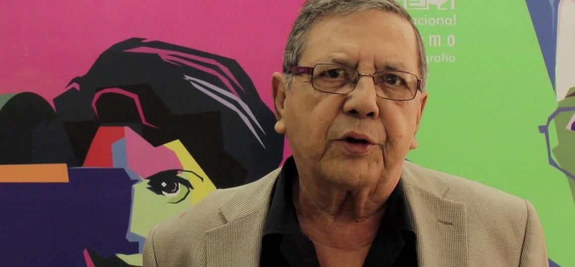 Fallece el cineasta y poeta Edmundo Aray