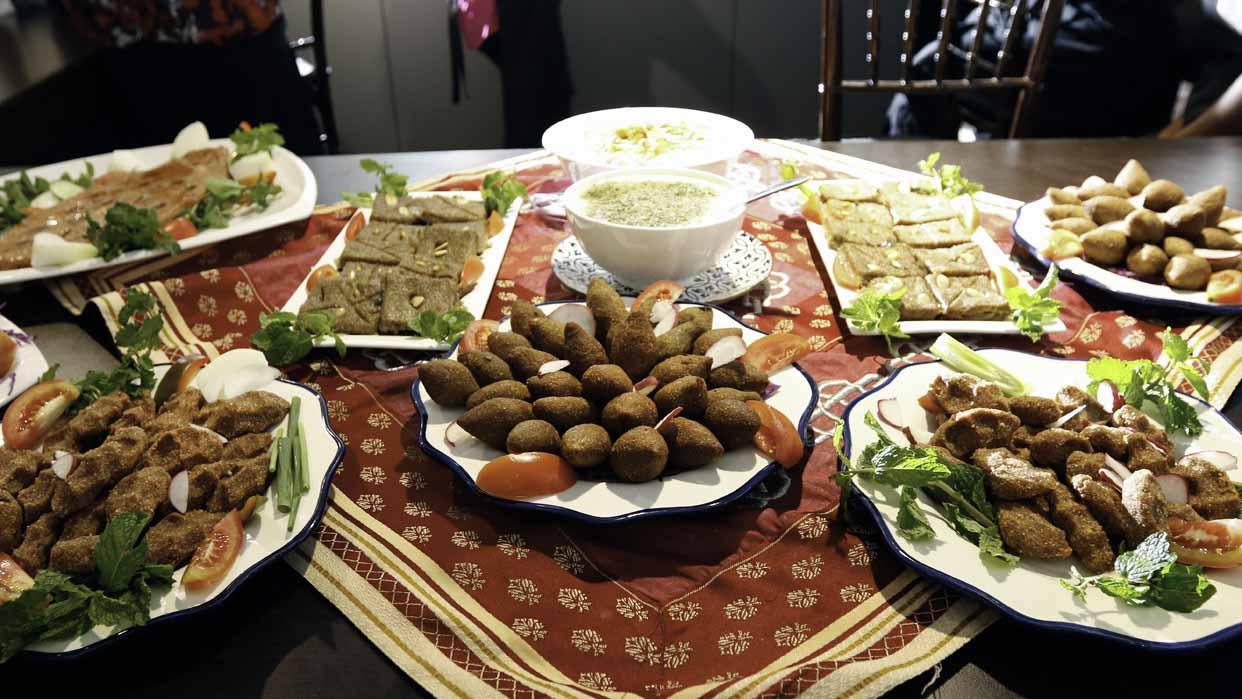 Los secretos de la cocina libanesa