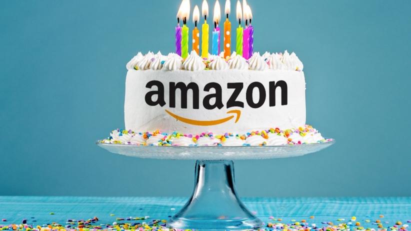 Amazon celebra su 25 aniversario