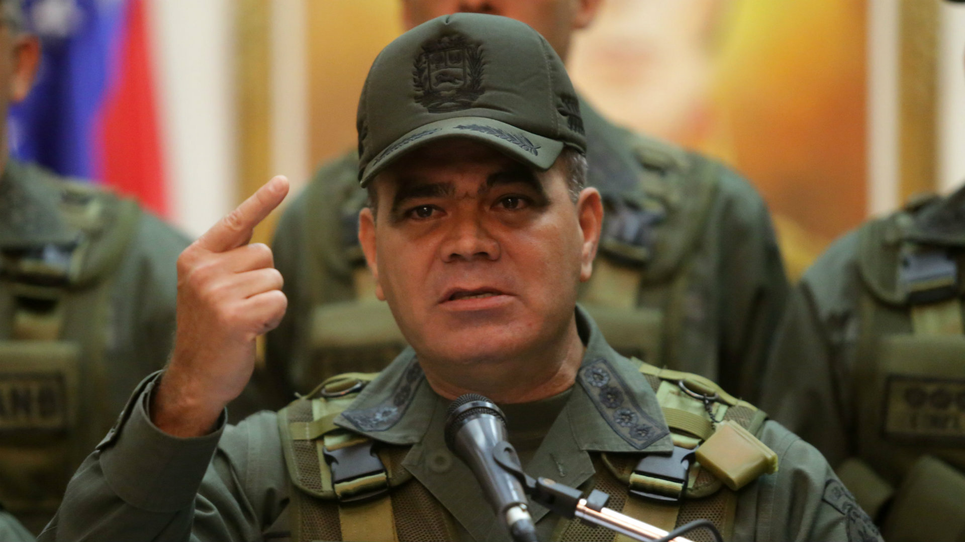 Ministro de la Defensa rechaza nueva violación del espacio aéreo venezonao por avión de EEUU