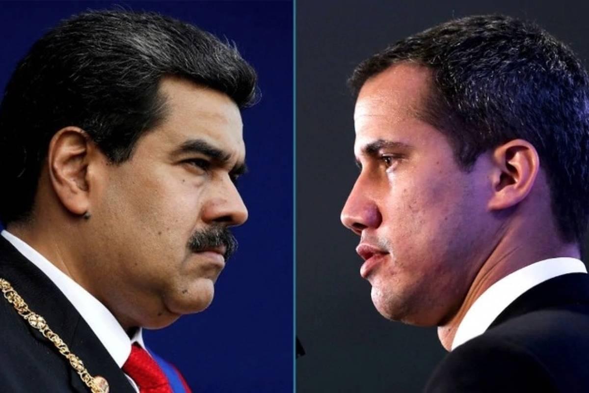 Los representantes del Gobierno venezolano y oposición para el diálogo de la próxima semana en México