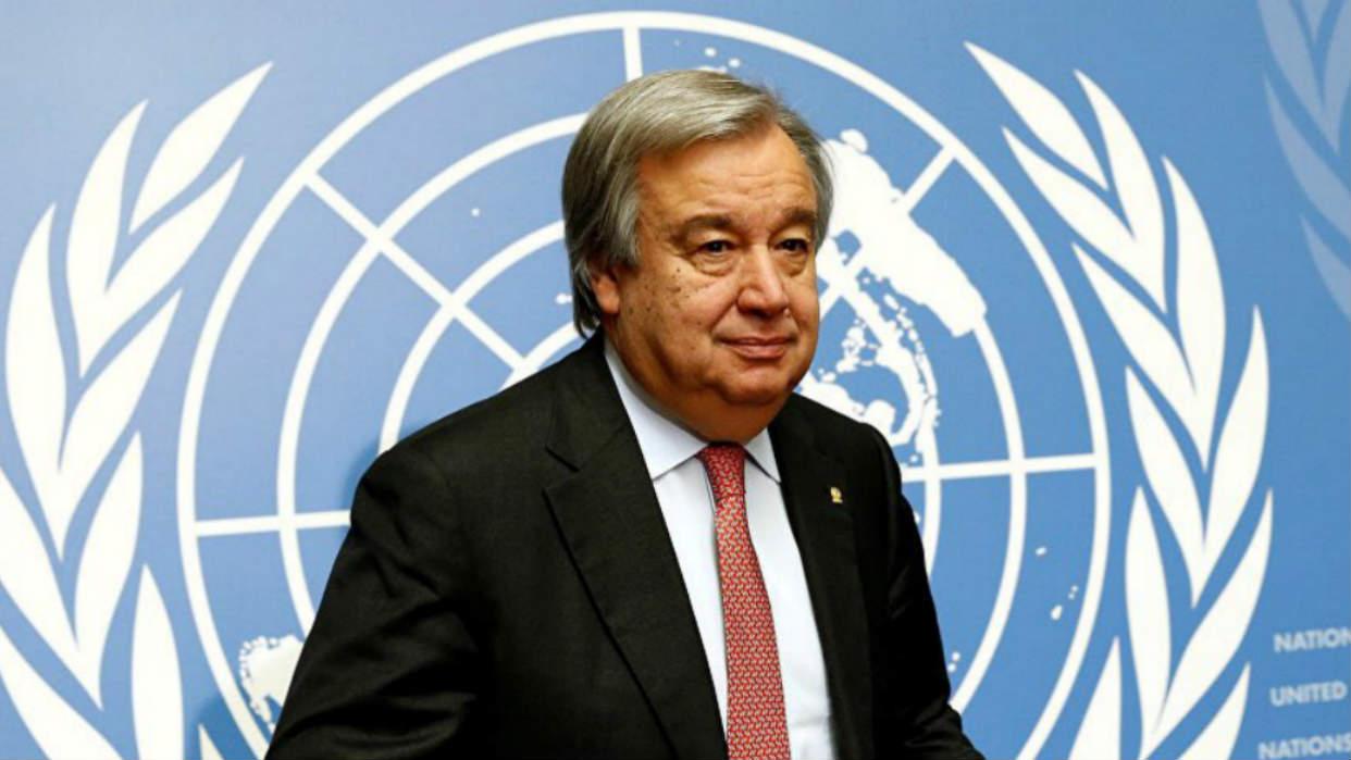 Jefe de la ONU preocupado por el daño de los incendios a la Amazonía