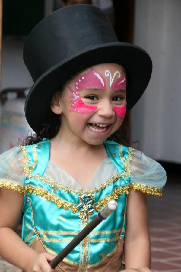 Cumpleaños al estilo de una princesa Disney