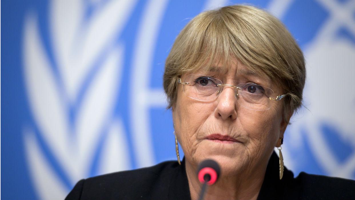 Nuevo informe de Bachelet denuncia falta de acceso a la justicia usando Covid-19 como excusa