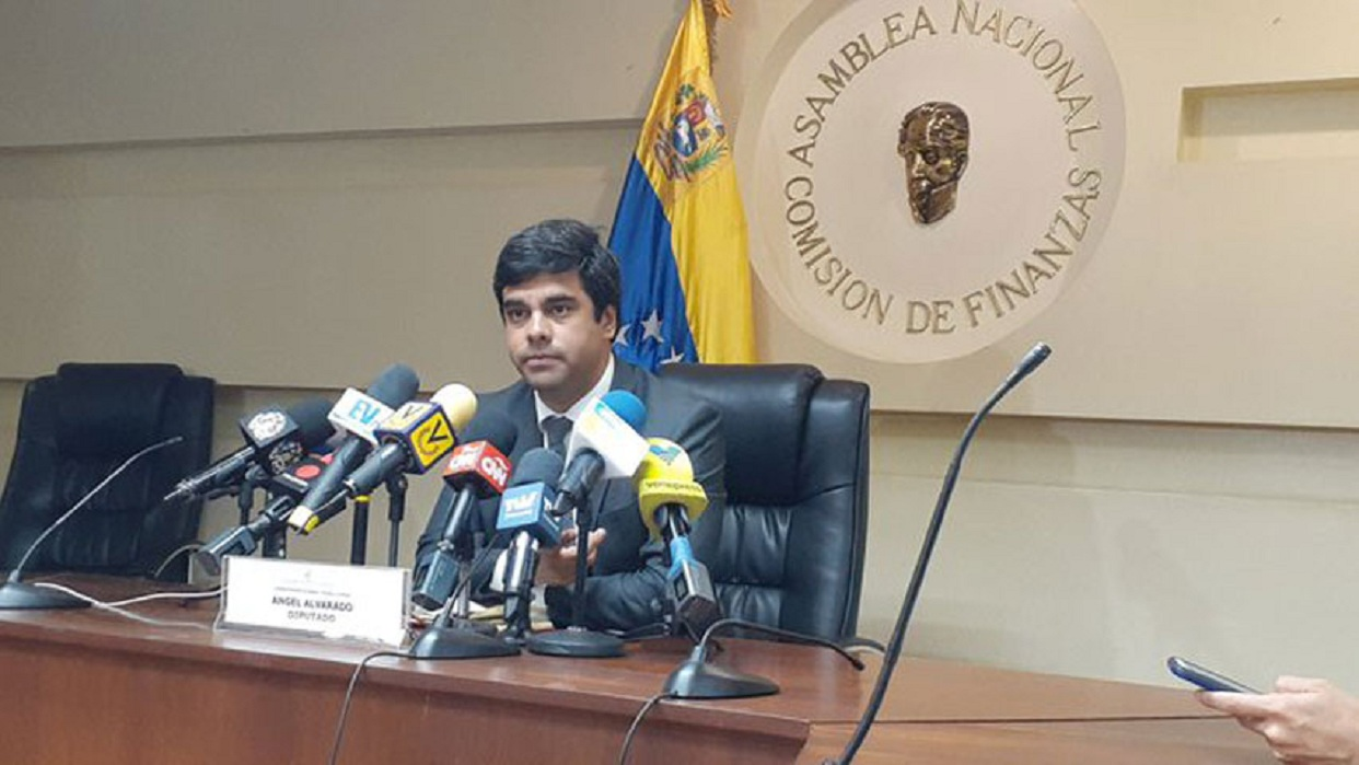 Asamblea Nacional ubicó inflación de noviembre en 35,8%