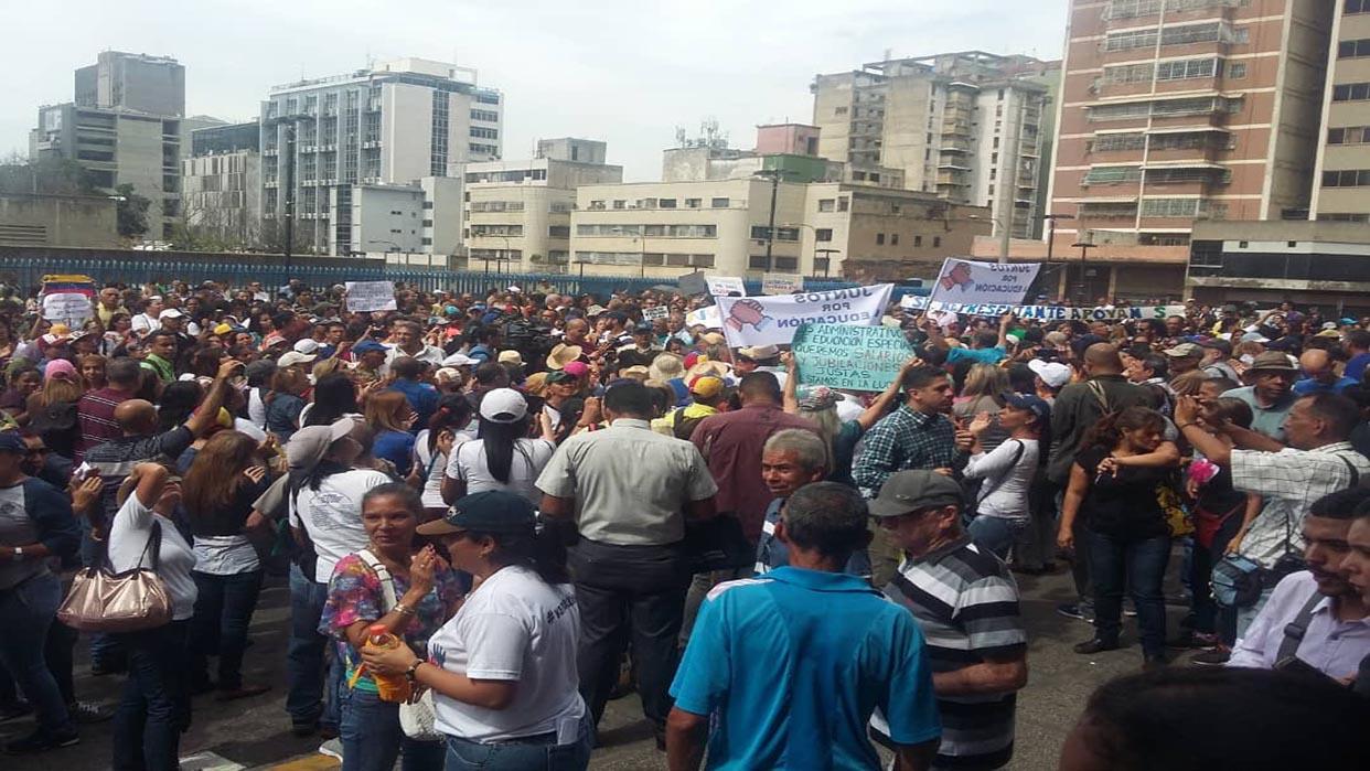 Observatorio Venezolano de Conflictividad Social: 2019 rompe récord de protesta