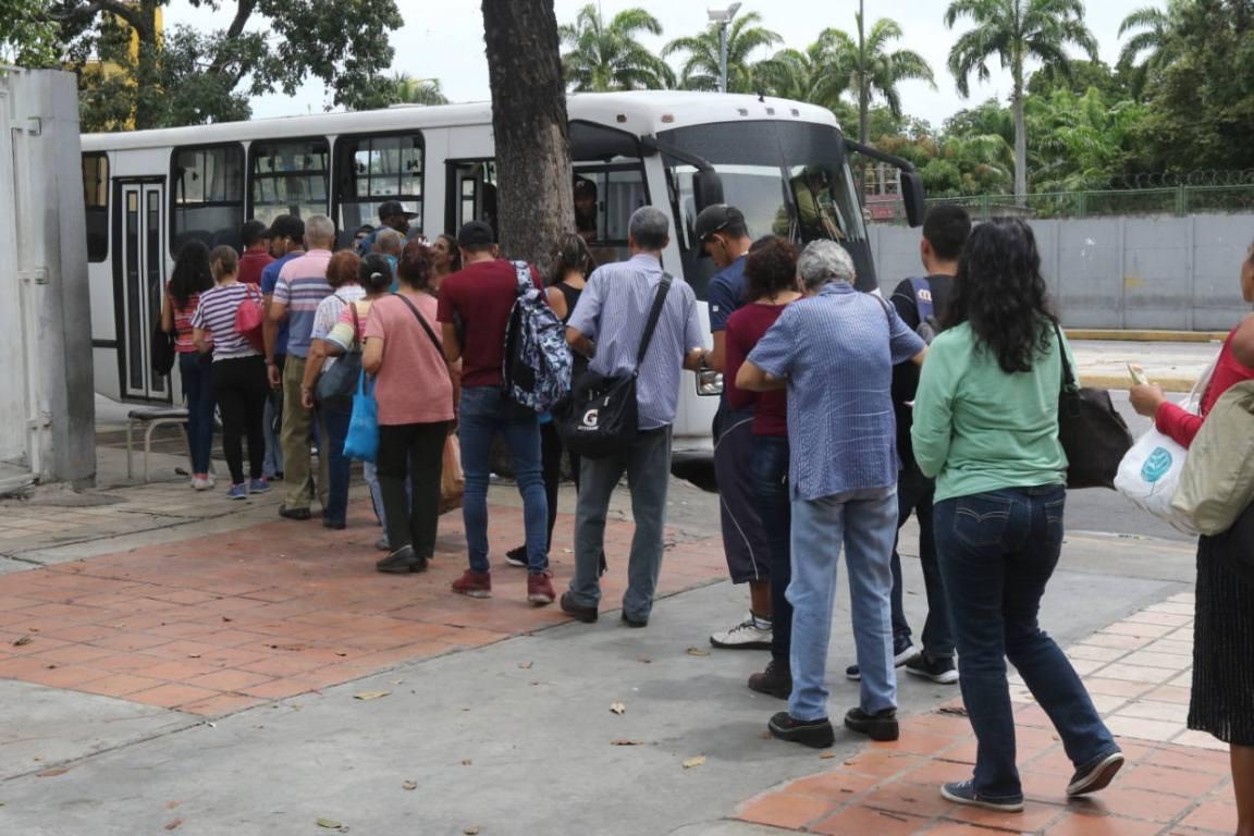 Gobierno presentará una resolución con las medidas de bioseguridad para el uso del transporte público