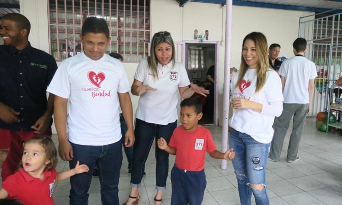 Fundación Huellas de Bondad ofrece una mejor calidad de vida