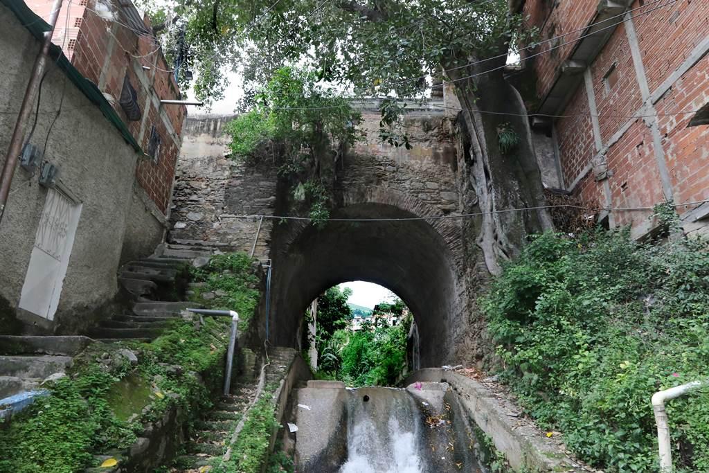 Puentes más  antiguos de Caracas sobreviven al olvido