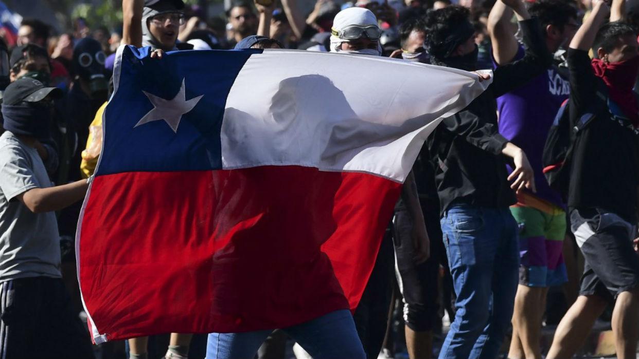 Impacto del caos chileno en los migrantes venezolanos