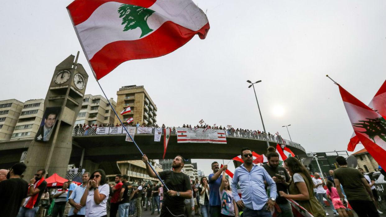 Resultado de imagen para libano deuda
